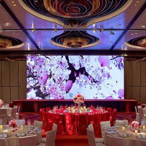 Màn hình LED đám cưới